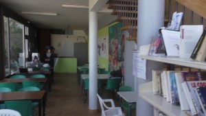 intérieur cafet équitable